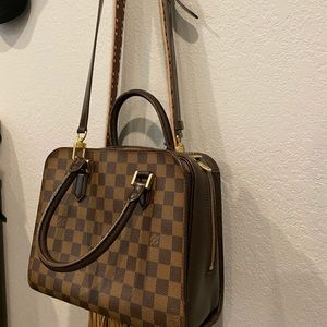 Damier Triana satchel
